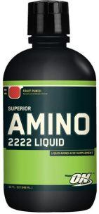 Aminoácido - Superior Amino 2222 Liquid Optimum
