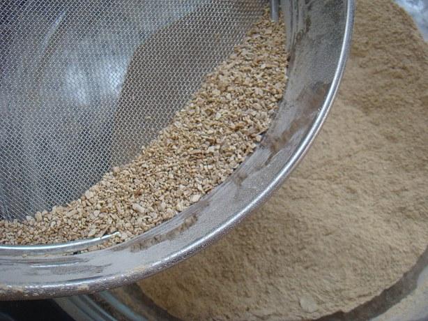 farinha de batata doce passo 7
